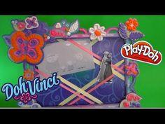 NEW 2014 Play Doh Vinci Memory Masterpiece Ribbon Board Kit - Disney Toy...