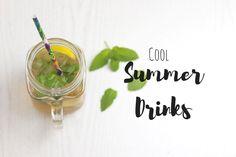 Cool Summer Drinks