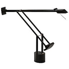 TIZIO CLASSIC DESK LAMP BY ARTEMIDE 110 VOLTS FOR USA AND CANADIAN MARKET
