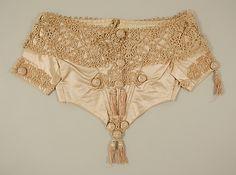 Bodice Date: ca. 1830 Culture: Mexican Medium: silk