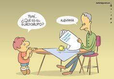 Papá, ¿qué es el Eurogrupo? - Erlich