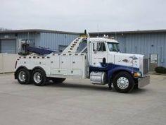 View a Larger version of 1988 PETERBILT 375 Wrecker Tow Truck, Wentzville MO - 120977429