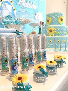 Melina K's Birthday / Frozen fever - Photo Gallery at Catch My Party Disney Frozen Birthday, Frozen Birthday Party, 6th Birthday Parties, Frozen Party, Birthday Party Decorations, Frozen Summer, Festa Frozen Fever, Snowman Party, Birthday Presents For Mom