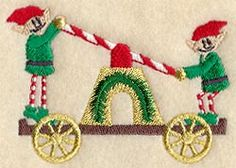 Machine Embroidery Designs at Embroidery Library! - Color Change - X2779