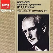 Image result for Wilhelm Furtwängler Beethoven sinfonlen no 1 and no 3