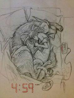 Dibujo de Chiara Bautista
