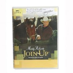 Join Up with Monty Roberts - DVD