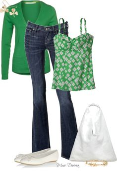 """Lucky lady #2"" by madamedeveria on Polyvore"