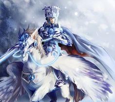 Solitary Knight, Gancelot/Royal Paladin