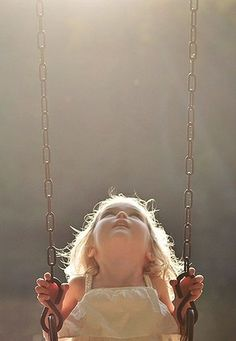 swing sets, lights, little girls, god, lighting, heaven, children, kid photography, childhood