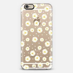 Wooden daisy  - Classic Snap Case