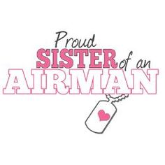 I'm a proud sister of an airman<3 - Help Us Salute Our Veterans by supporting their businesses at www.VeteransDirectory.com, Post Jobs and Hire Veterans VIA www.HireAVeteran.com Repin and Link URLs