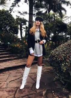 Winter Fashion Outfits, Fall Winter Outfits, Look Fashion, Autumn Fashion, Fashion Dresses, Woman Fashion, Classy Outfits, Trendy Outfits, Cute Outfits