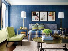 Jamie Drake's mastery of color allows for a fearless approach to interior design and has made him a favorite among clients who want to explore color to its fullest. Drake is the 2012 Design Icon, an annual award bestowed by Las Vegas Design Center.