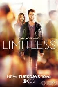 Limitless (CBS-September 22, 2015), an upcoming drama TV series, executive producer Bradley Cooper. Stars: Jake McDorman, Jennifer Carpenter, Mary Elizabeth Mastrantonio, Hill Harper and Colin Salmon. Story surrounds Brian Finch, (Jake McDorman), who discovers the power of a mysterious drug called NZT-48 which increases his IQ to four digits and gives him perfect recall of everything he's ever read, heard, or seen.