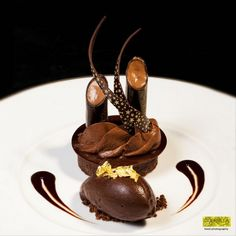 Decadent chocolate