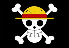 It's a Jolly Roger... Kinda.