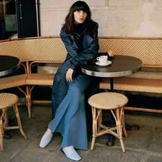 fall #cafe style #street looks #trend