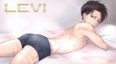 That ass! #levi #snk