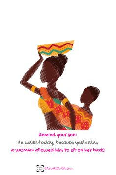 Want to reduce gender inequality in Africa? Read this...