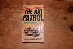 My very own Rat Patrol novel! ♥ (THANK YOU SO MUCH, @inklingspress)