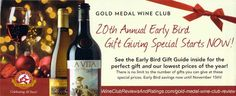 Great opportunity to save money on wine for the holidays!