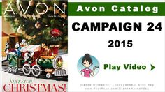 Avon Catalog November 2015 | Avon Holiday Campaign 24