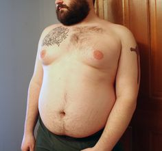 electric underwear: schlago: horny-geology-wolf: beard and belly belly Nice Sexy man!