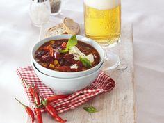 Klassisches Chili con Carne - smarter - Zeit: 35 Min. | eatsmarter.de