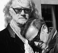 Billy Connolly & Robin Williams