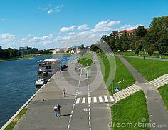 Vistula River Boulevard - Download From Over 31 Million High Quality Stock Photos, Images, Vectors. Sign up for FREE today. Image: 52515000