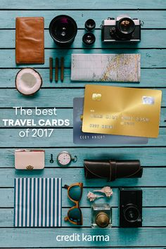 Who knew that a little piece of plastic could be your best travel buddy? A travel card could do a lot for you - from special perks like airport lounge access to airline miles on every single purchase. Plus, you could earn up to 80,000 bonus points to spend on your next trip after hitting a spending threshold in the first three months.  Browse some of the best travel credit cards of 2017 on Credit Karma.