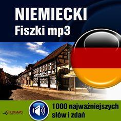 Niemiecki Fiszki mp3. 1000 najważniejszych słów i zdań - audiokurs audiobook ebook książki books ebooks gazety prasa press pdf mp3 epub kindle mobi.