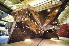 The circuit bouldering gym, NE Portland