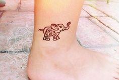 elephant tattoo designs (46)