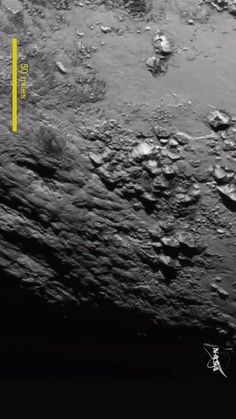 July 15, 2015: NASA is presenting the first images acquired by the New Horizons probe during its historic flyby of Pluto. Chief scientist Alan Stern said the new images showed evidence of geological activity and mountains in the Pluto system. The team has also named the prominent heart-shaped region on Pluto after the world's discoverer Clyde Tombaugh. The spacecraft sped past the dwarf planet on Tuesday, grabbing a huge volume of data. Image Credit: NASA-JHUAPL-SwRI