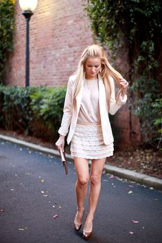 Perfect Spring Outfit by Emily Maynard