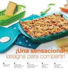 Ideal para microondas. Su versatilidad permite cocinar, refrigerar, congelar, recalentar y servir los alimentos. Tienen la ventaja de que pueden ir directo del congelador al microondas y del microondas a la mesa y de la mesa al refrigerador. Te facilita cocinar y ahorrar tiempo.       Características y Beneficios:     Está hecho para soportar las temperaturas del congelador y del horno de microondas.   Capacidad: 1.4L Pidelo en https://www.facebook.com/TupperwareTampicoClaridad