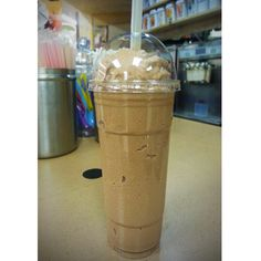 Here's our Heath mocha! Yeah... It's delicious. #coffee #iceblended #smoothie #heath #mocha #foodporn #drinkporn