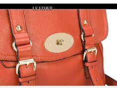 Borsa Alexa messenger in pelle di DUDU con maniglia e tracolla - DudubagsAlexa leather bag. Borsa Alexa messenger in pelle di DUDU con maniglia e tracolla - Dudubags shop online - €144 (Sale! fino al 17/2/2013 in saldo a €72)