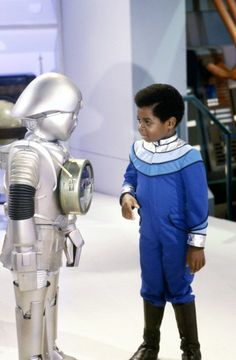 Still of Gary Coleman and Felix Silla in Buck Rogers in the 25th Century (1979)
