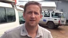 Irish aid worker, Darren Hanniffy is helping to combat the Ebola outbreak in Sierra Leone. Yesterday, he was in Kenema and met some people who have been directly affected by Ebola, incl Orphan, Sierra Leone, Irish, People, Irish Language, Ireland, People Illustration, Folk
