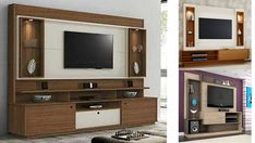 What is a TV Stand? A TV stand is a table, cabinet set, or entertainment center whose main purpose is to give your TV a location to stay upright. Most TV Tv Unit Furniture Design, Modern Tv Wall Units, Tv Unit Decor, Tv Stand Designs, Living Room Tv Unit Designs, Living Room Accessories, Restaurant Interior Design, Entertainment Center, A Table