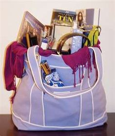 Easter Basket Idea for the pre teen and teen. Great Idea!
