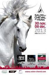 Salon du Cheval de Paris, Villepinte, Ile-de-France