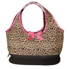 @Overstock - This doll carrier has everything that your little girl will love to bring her dolls where ever she goes. The beautiful printed tote can carry two 18-inch dolls and is great for storing doll accessories and clothing.http://www.overstock.com/Sports-Toys/AnnLoren-Leopard-Carrier-Tote-Storage-for-American-Girl-Dolls/5666861/product.html?CID=214117 $25.49