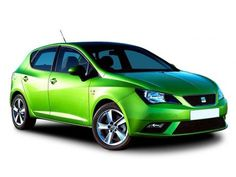 The Seat Ibiza Hatchback #carleasing deal | One of the many cars and vans available to lease from www.carlease.uk.com