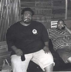 Dig this picture of Big Pun and Fat Joe in 2013 90s Hip Hop, Hip Hop And R&b, Hip Hop Rap, Big Pun, Ropa Hip Hop, Rapper Delight, Hip Hop Quotes, Rap Quotes, Movie Quotes