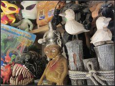Multimedia Artist, Toy Collector, King Queen, Emperor, Homeland, Aliens, Vintage Toys, The Creator, Paradise