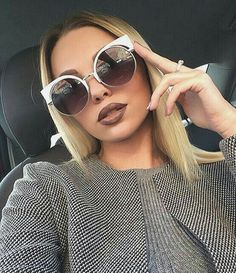 Website For Ray-ban sunglasses outlet! ,special price last 7 days,get it immediatly!all sunglasses only Only Fashion, Teen Fashion, Runway Fashion, Fashion Tips, Fashion Trends, Indie Fashion, Ray Ban Sunglasses Outlet, Cat Eye Sunglasses, Sunglasses Women